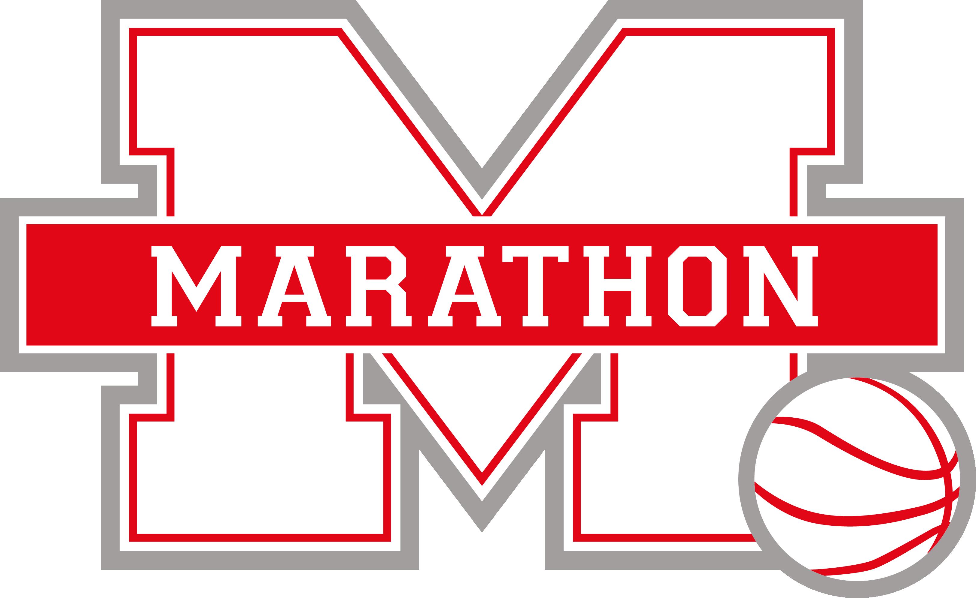 Logo Marathon Basketball